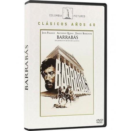 Barrabás (DVD)