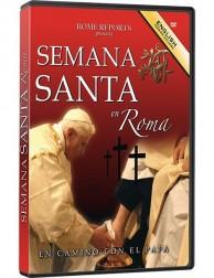 Semana Santa en Roma DVD religioso
