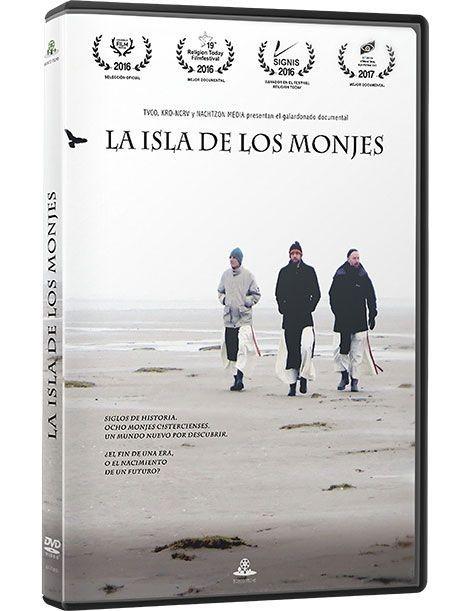Película LA ISLA DE LOS MONJES (DVD)
