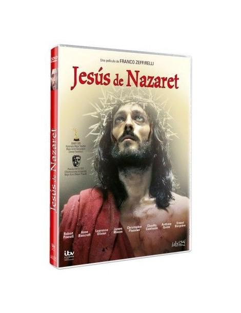 Jesús de Nazaret (4 DVDs) película recomendada