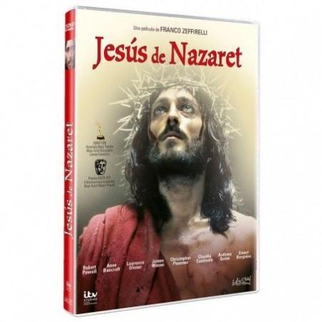 Jesus of Nazareth (4 DVDs)
