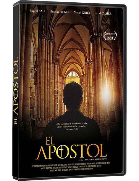 Película en DVD EL APÓSTOL