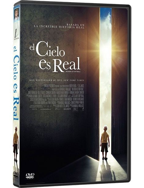 El Cielo es Real - Película
