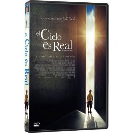 El Cielo es Real - Película DVD