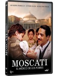 MOSCATI: El médico de los pobres (DVD)