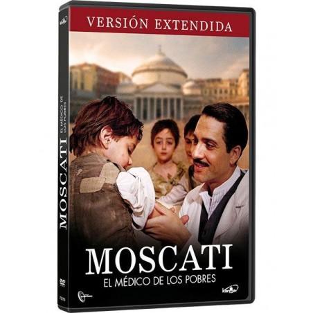MOSCATI - Versión extendida (DVD)