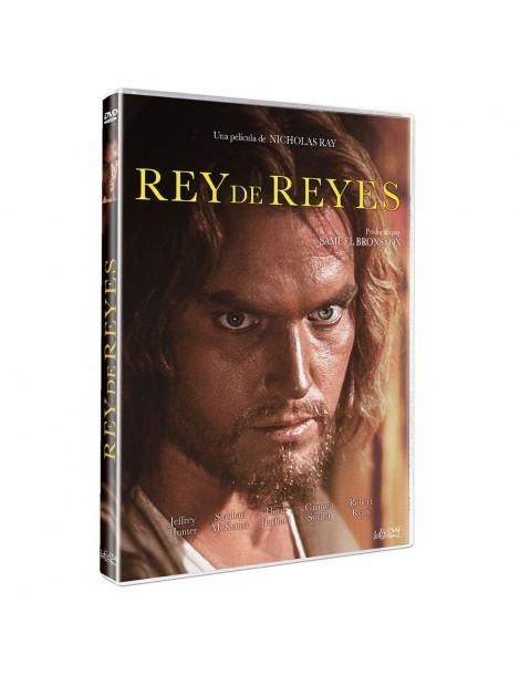 Rey De Reyes DVD+Comic