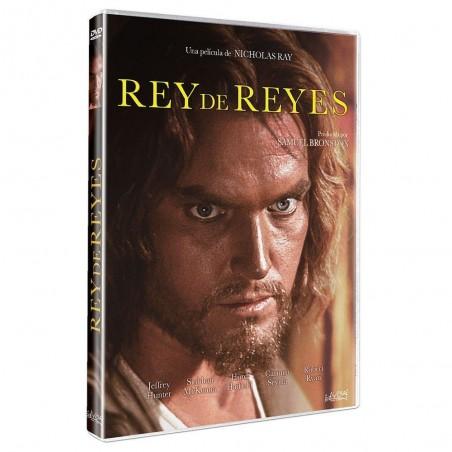 King of Kings DVD+Comic