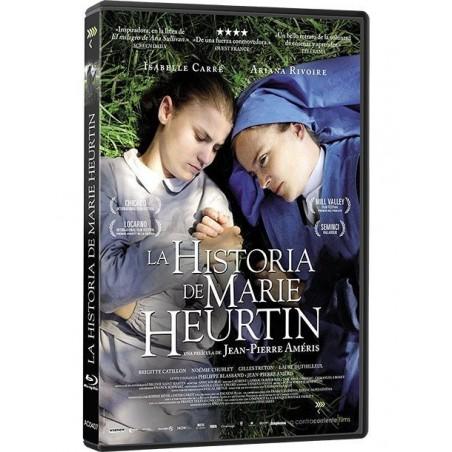 La historia de Marie Heurtin (DVD)