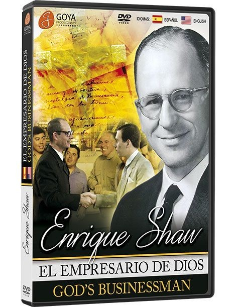 Documental en DVD ENRIQUE SHAW