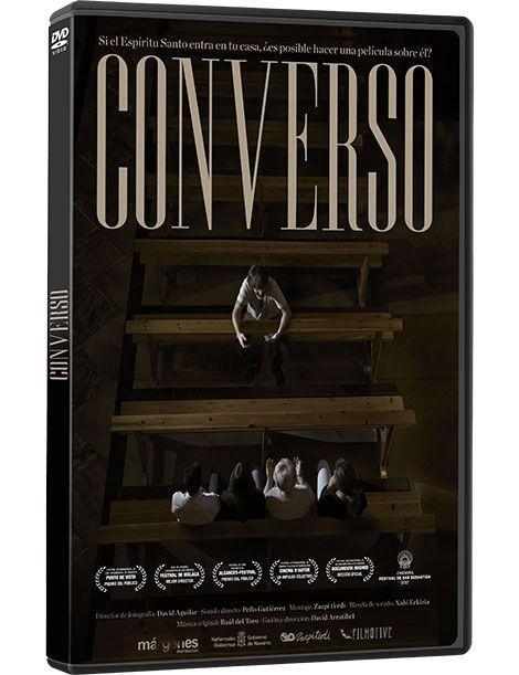 Película CONVERSO (DVD)