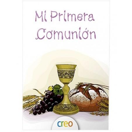 Mi Primera Comunión (Libro Recordatorio)