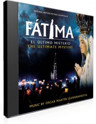 CD Soundtrack Fatima, the ultimate mystery