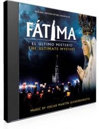 CD Soundtrack Fatima, the ultimate mystery