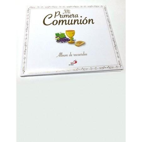 Mi Primera Comunión. Libro de recuerdos
