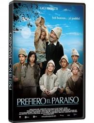 Película en DVD PREFIERO EL PARAÍSO
