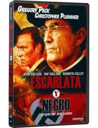 Película en DVD ESCARLATA Y NEGRO
