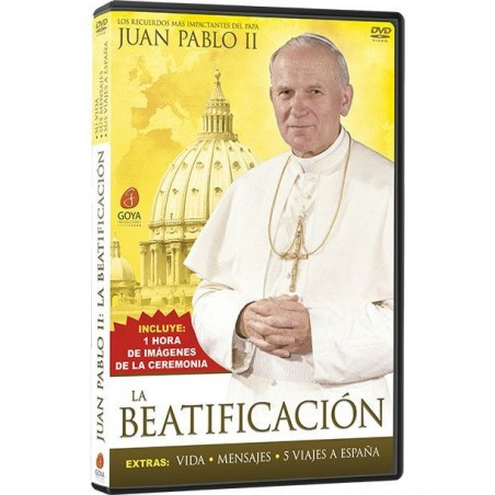 Juan Pablo II: La Beatificación (DVD)