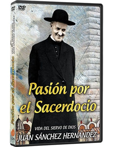 Pasión por el Sacerdocio DVD video