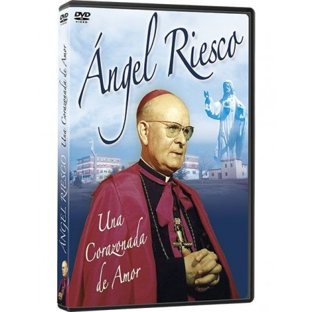 Angel Riesco, a heart for Love