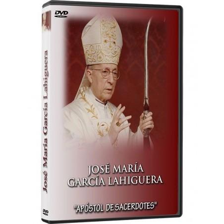 José María García Lahiguera DVD video