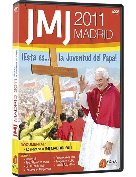JMJ Madrid 2011 DVD