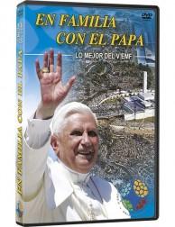En Familia con el Papa - Encuentro Mundial de las Familias DVD