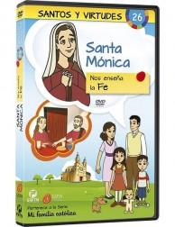 Santa Mónica y la Fe