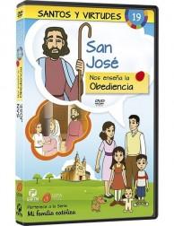 San José y la Obediencia