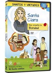 Santa Clara y la Bondad