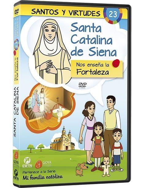 Santa Catalina de Siena y la Fortaleza