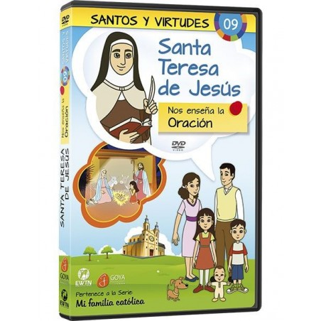 Santa Teresa de Jesús and prayer