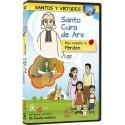Santo Cura de Ars y el Perdón DVD dibujos animados católicos