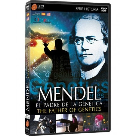 Mendel, the father of genetics