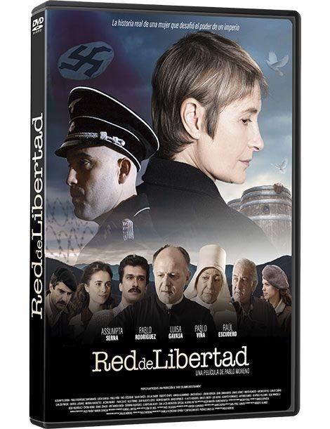 Película RED DE LIBERTAD (DVD)