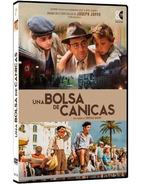 Película UNA BOLSA DE CANICAS (DVD)