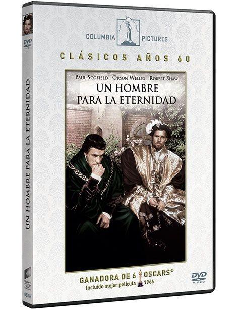 Un Hombre para la Eternidad DVD película religiosa recomendada