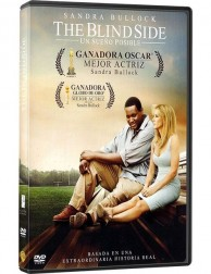 Película en DVD The Blind Side
