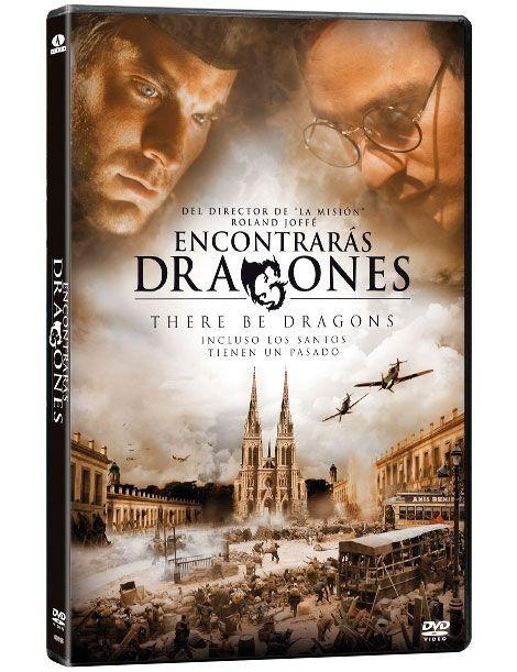 Encontrarás Dragones dvd