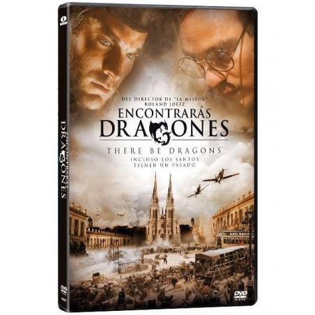 Encontrarás Dragones (DVD)