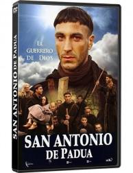 Película en DVD San Antonio de Padua