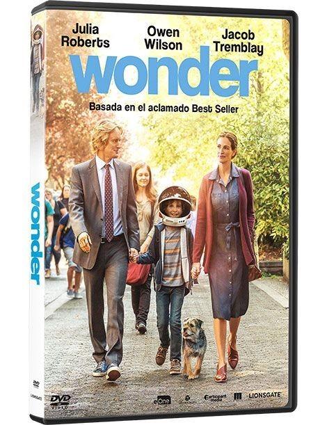 Wonder (película en DVD)