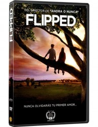 FLIPPED DVD movie