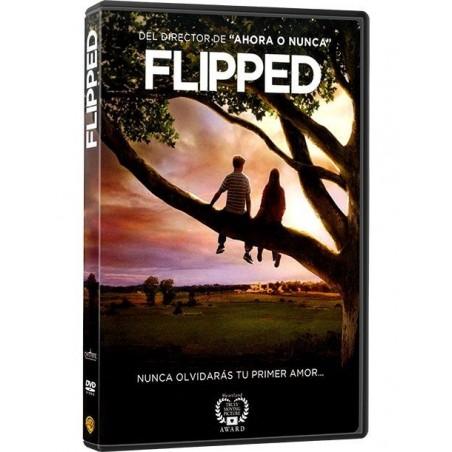 Película en DVD FLIPPED