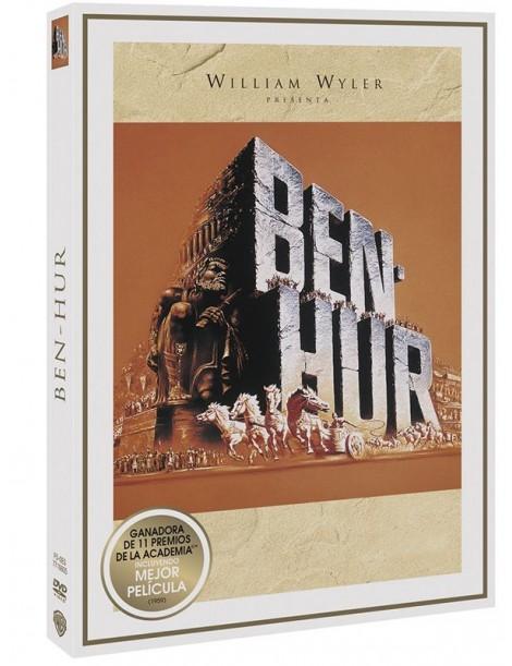 Ben-Hur DVD película de cine clásico recomendada