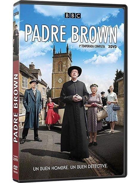 Padre Brown - 1ª Temporada Completa (3 DVDs)