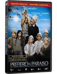 Prefiero el Paraíso (DVD - San Felipe Neri) Ed. Especial