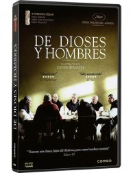 De Dioses y Hombres dvd