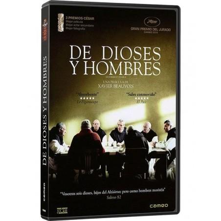 De Dioses y Hombres (DVD)