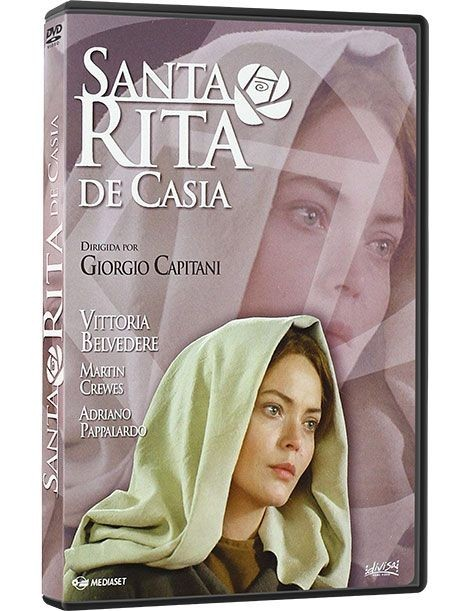 Santa Rita de Casia DVD